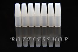 Wholesale E Cig Bulk - Made In China 510 e cig drip tip cover long rubber disposable test tips V2 mouthpiece bulk in stock with DHL