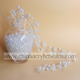 Wholesale Branch Table - Handmade Wedding And Home Decoration Bead Branch Spray Tree Branches For Centerpices