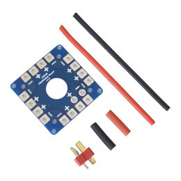 Wholesale Quadcopter Controller Board - ESC Speed Controller Power Distribution Board PDB for Quadcopter Multirotor 3-8