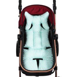 Wholesale Car Head Rest Covers - Wholesale- Kids Baby Toddler Soft Stroller Car Set Liner Pad Cover Head Rest Seat Cushion Mats Seat Cushion