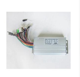 Wholesale Electric Scooter Dc Motor - 750W DC 48V brushless motor electric bicycle controller , electric scooter controller