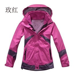 Wholesale Leisure Suit Models - Ms. explosion models wholesale manufacturers Jackets waterproof outdoor climbing warm piece ski suit outdoor sports and leisure warm jacket