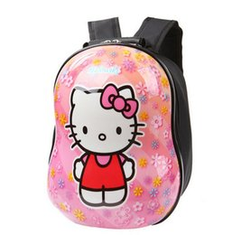Wholesale Egg Backpack - Baby Diaper Cartoon Fashion Egg Shape Girl Boy Brand Food Storage Bags Mother Designer Canvas Mini Shoulder School Children Lunch Backpacks