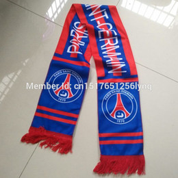 Wholesale Wholesale Soccer Scarves - Wholesale-Newest soccer club badge cap soccer hat scarf  football teams fans gift souvenir gift football Scarf