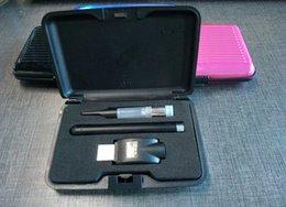 Wholesale plastic cartridge cases - CE3 kit plastic case touch kit O pen ce3 cartridge touch battery usb gift box kits