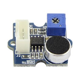 Wholesale Ultrasonic Sensor Modules - Microphone Noise Sensor Module Sound Sensor Sound Detection Module For Arduino