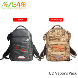Wholesale Tool Box For Wholesale - UD Vapor's Pack Vapor Bag Back Pack for your Vape Tool RDA RTA and Easy Take in Box Mod Kit