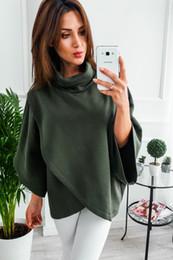 Wholesale Plain Turtleneck - Women's Autumn Winter Turtleneck Plain with Fleece Casual Clubbing Party Sweatshirt Vestidos Size: S M L XL DY17514