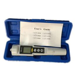 Wholesale Salt Water Tester - Pen Type Waterproof Salt Meter 0 to 1000 mg L Salinity Tester LCD Display Water Quality Meters FreeShipping