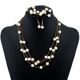 Wholesale gold weave necklace - Collier Power New Fashion Vintage Statement Necklace Ethnic Long Bohemian Maxi Necklace For Women 2016 Boho Collar Weaving Choker Jewelry