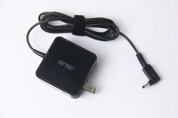 Wholesale Asus Zenbook Adapter - Wholesale-100% New Original Laptop charger adapter power For ASUS Zenbook ux21A ux31A ADP-45AW A 19V 2.37A 45W 4.0mm*1.35mm free shipping