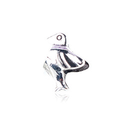 Vuelo europeo online-Sustitución de la aleación Charm Bead Freedom Bird Flying Joyería de las mujeres de moda Estilo europeo para la pulsera de Pandora Collar