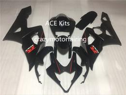 Wholesale Gsxr New Fairings - 3 gifts+Seat cowl New Fairings Kits For SUZUKI GSXR1000 K5 05-06 GSXR 1000 GSX R1000 GSX-R1000 K5 05 06 2005 2006 Fairing black AW1