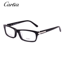 Wholesale Designer Eyeglasses Frame - CA5231 carfia eyeglass frames 56mm designer eyeglass frames 2015 new arrival plank optical glasses women men frames for glasses freeshipping