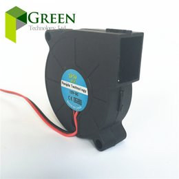 Wholesale Industrial Humidifiers - NEW 5015 5V 12V 24V 0.15A Humidifier centrifugal fan industrial blower or projector blower centrifugal fan with 2pin