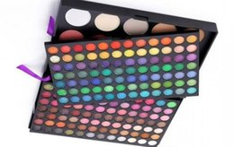 Wholesale Eyeshadow 183 Colors - 183 colors professional eyeshadow palette, eye shadow & blusher combined palette fashion makeup