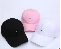Wholesale Korean Snapback Hat - 2017 new Korean adult luxury brand baseball cap summer autumn cotton outdoor sport snapback cap wholesale hip hop gift cap Casquette dad hat