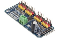 Wholesale Module Driver Motor - PCA9685 16-Channel 12-bit PWM Servo motor Driver I2C Module For Arduino Robot