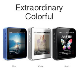 Wholesale Electronics Books - 2016 New Shanling M1 DAP HIFI MP3 Music Player With Bluetooth Features Mini Movement MP3 Music Player consumer electronic product video