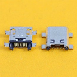 Wholesale Galaxy Grand Charger - 10X Original new for Samsung Galaxy Grand Prime G530 G530H G530F micro USB charging charger jack socket connector port dock plug
