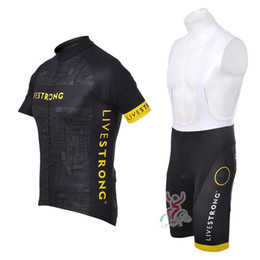 Wholesale Cycling Clothing Sales - short sleeves cycling jersey pro team summer fashion hot sale ropa ciclismo cycling clothing mtb bike wear 2012 livestrong
