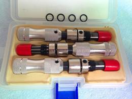 Nueva Llegada GOSO 3 unids / 1set Alargado Avanzado 7 Pines Tubular Lock Pick 7.0mm 7.5mm 7.8mm LOCKSMITH HERRAMIENTAS desde fabricantes