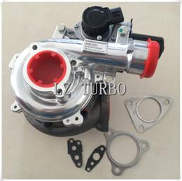 Wholesale Valve Actuator - CT16V 17201-OL040 17201-0L040 Turbo turbocharger With Solenoid Valve Electric Actuator For Toyota 1KD Landcruiser HI-LUX Hilux ViIGO