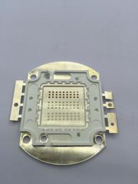 Chip liderado integrado rgb on-line-1 pcs LED RGB Integrado Alta Potência Da Lâmpada Contas Vermelho Verde Azul luz Chips de 90 W RGB Ao Ar Livre da Lâmpada de Luz de Inundação talão