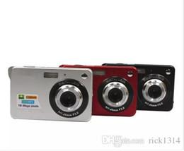 "Wholesale Dv Anti Shake - 10x HD Digital Camera 16MP 2.7"" TFT 4X Zoom Smile Capture Anti-shake Video Camcorder DC530 Alishow 4-DV"