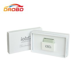 Wholesale Iobd2 Xtool - Wholesale-XTool Code Reader iOBD2 vehicle OBD2   EOBD work with Apple IOS and Android Via WIFI or Bluetooth Support Over 12 languages