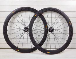Wholesale Disc Carbon - disc hub wheels 2016 wheels 700C 50mm full carbon road bike wheels rim bicycle wheelset 38mm 60mm 88mm 3k UD twill weave
