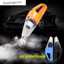 Wholesale High Power Car Vacuum - Vacuum Cleaner 12V 120W 5M Suction Mini Portable Vehicle Car Handheld High-Power Dirt Wet and Dry 2017 Hot Sale With Retail Package