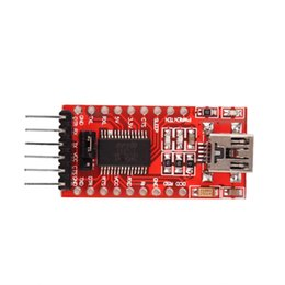 Wholesale Arduino Ftdi Usb - Free Shipping Newest1pc FTDI FT232RL USB to TTL Serial Converter Adapter Module 5V and 3.3V For Arduino Hot Worldwide <US$10 no tracking