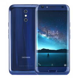 Wholesale Chinese Double Sim Phones - DOOGEE BL5000 Smartphone MTK6750T Octa Core 4G RAM 64G ROM Android 7.0 Double 13.0MP camera 1920*1080 IPS 5050MAH mobile phone
