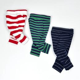 2019 calças bonitos do bebé Crianças Listrado Harem Pants Pant Boy Girl Calças Do Bebê Infantil Roupas Da Criança moda Primavera Outono Inverno Crianças Roupas presentes bonito calças bonitos do bebé barato