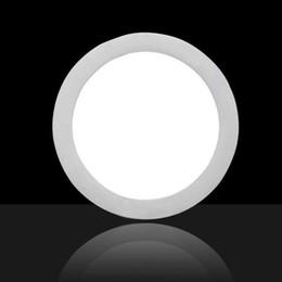 светодиодный 3w мини-раунд Скидка Внутреннее освещение 2835 SMD LED потолочный светильник 3W 4W 6W 9W 12W 15W 18W 24W AC165-265V с алюминиевой оболочкой