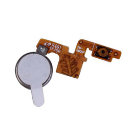 Wholesale Galaxy Power Button - Quality Power Button Flex Cable Vibrator For Samsung Galaxy Note 3 N9000 N9002 N900A New hot search