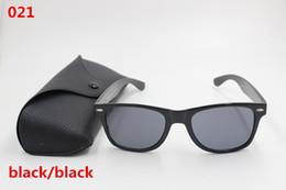 rahmen-sonnenbrille retro-rahmen schwarzer rahmen glasobjektiv -C6 c8x49