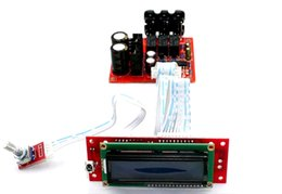 Wholesale Preamplifier Kits - PGA2310 3 Input Signal Switching Remote Volume Control Preamplifier Board Kit