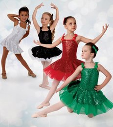 Wholesale Ballet Clothes For Girls Yellow - ballet tutu dress for children kids dance clothes for girls autumn and winter clothes suit folk solo dance costumes Children's wedding