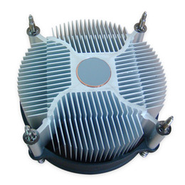 Wholesale Extruded Aluminum Heatsink - Best Seller free shipping LGA 1150 1151 1155 1156 T3-T8 Temper aluminum profile CPU PC sunflower cheap extruded CPU PC heat sink heatsink