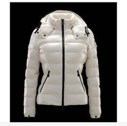 Wholesale Full Rib - Fashion brand women DOWN JACKET SHORT COAT MAYA OUTWEAR Down jacket jacket Coat Five colours Hooded coat
