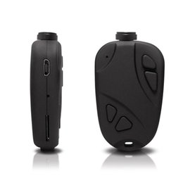 Wholesale Mini Rc Car Camera - 10pcs lot 808 1080P RC Mini DVR Webcam Spy Hidden Car Keychain Camera FPV Cam Monitor 120 degree