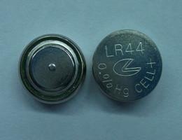 Wholesale 357 Batteries - CelLR44 AG13 357 357A A76 303 LR1154 1.5v Alkaline Batteries Coin Battery