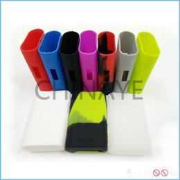 Wholesale Power Slip - Colorful Anti-slip Durable Eco-friendly Protective sleeve for iStick Power Starter Kit box mod silicone case cover case