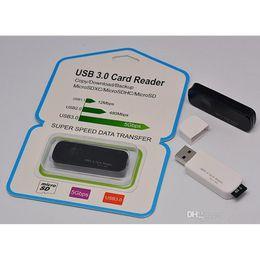 Wholesale Reader Boards - MINI 5Gbps USB 3.0 Micro SD SDXC TF Card Reader Adapter adapter card reader adapter board