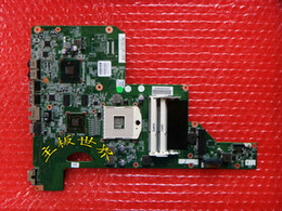Wholesale Hp G72 - 615381-001 for HP G62 G72 motherboard with intel DDR3 hm55 chipset HD CR 5470 512M