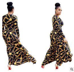 Argentina Venta caliente Nueva Moda Diseño Ropa Africana Tradicional Imprimir Dashiki Niza Cuello Vestidos Africanos para Las Mujeres K8155 supplier traditional clothes hot Suministro