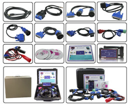 Wholesale Heavy Duty Truck Diagnostic Scanner - Professionnal truck diagnostic tool DPA5 Dearborn Portocol Adapter Heavy Duty Scanner DPA-5 for diesel Engine better than Nexiq USB Link DHL
