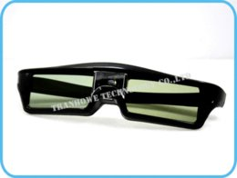 Wholesale Epson 3d Glasses Bluetooth - !!3D Glasses RF Bluetooth Active Shutter For Epson 3020 3020E 5020 Projecotor and Samsung 3D TVs
